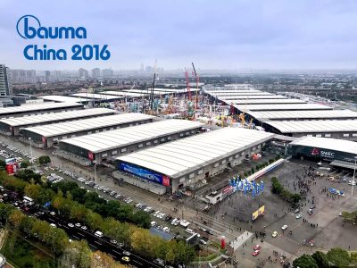 ALLISSAGA appearance in Bauma China 2016 Assistance the rise of national industry
